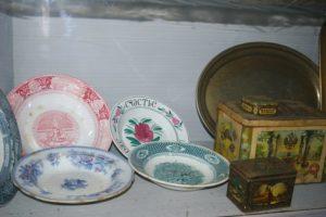 Посуда конца XIX - начала XX столетий