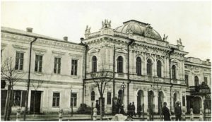 """Городской театр """"Зимний""""."""