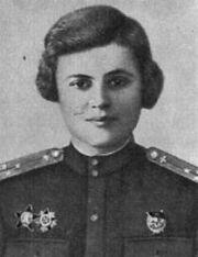 штурман Женя Руднева