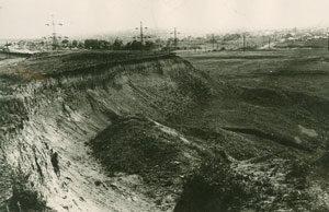Мерликова балка в 1941 г.
